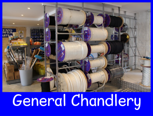 From ropes to cleaning products we have everything you need to keep your boat going