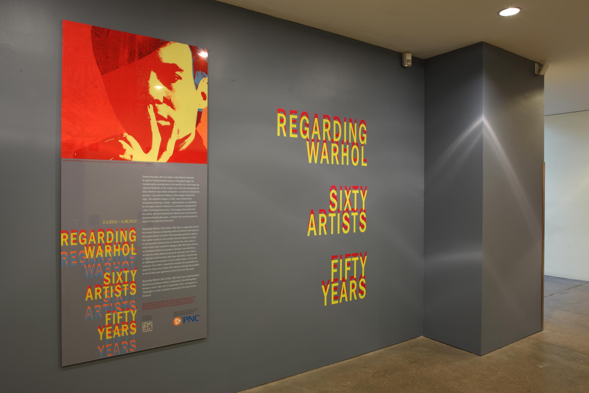 Regarding Warhol at The Andy Warhol Museum, 2013 G701 0001.JPG