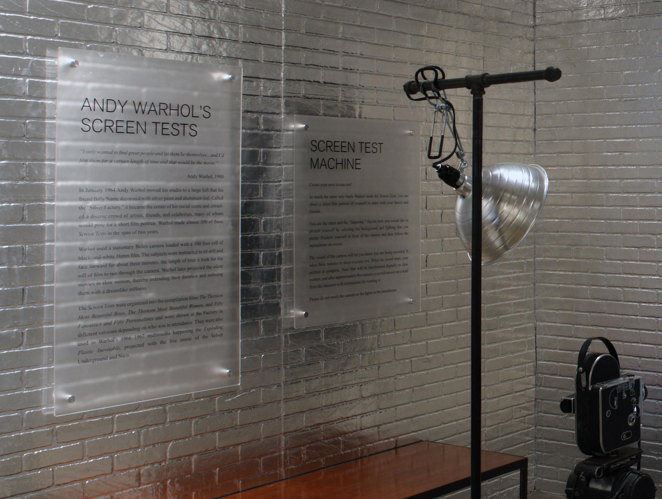 The Andy Warhol Museum, 2014 Rehang, 6th Floor 0016.jpg