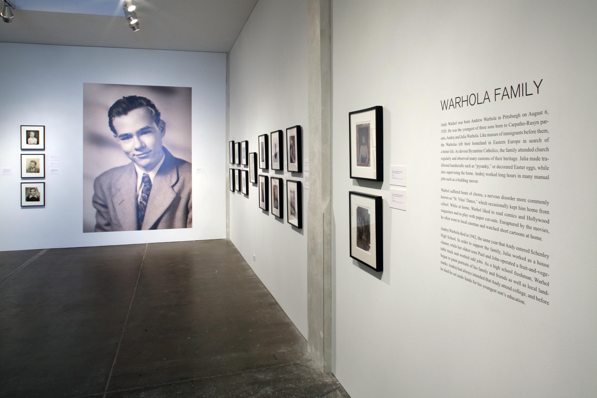 The Andy Warhol Museum, 2014 Rehang, 7th Floor 0004.JPG