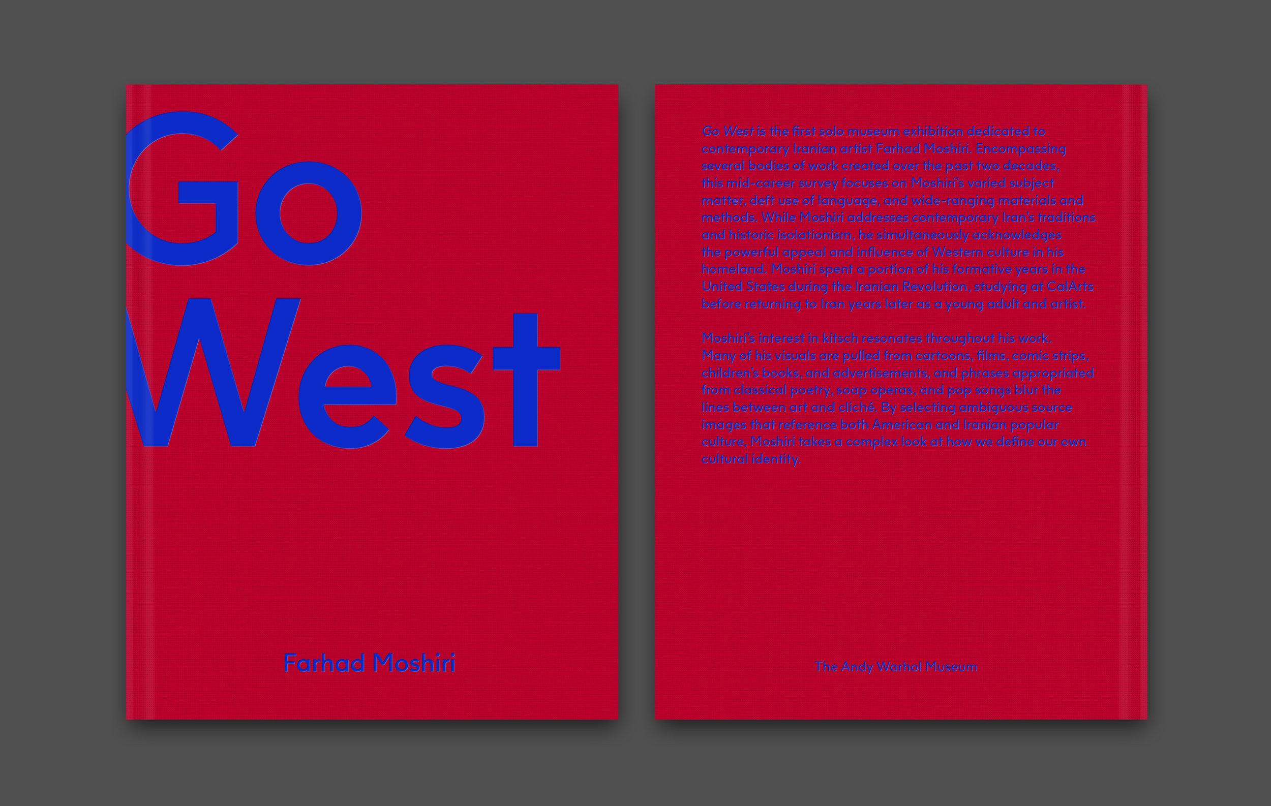Farhad Moshiri: Go West -