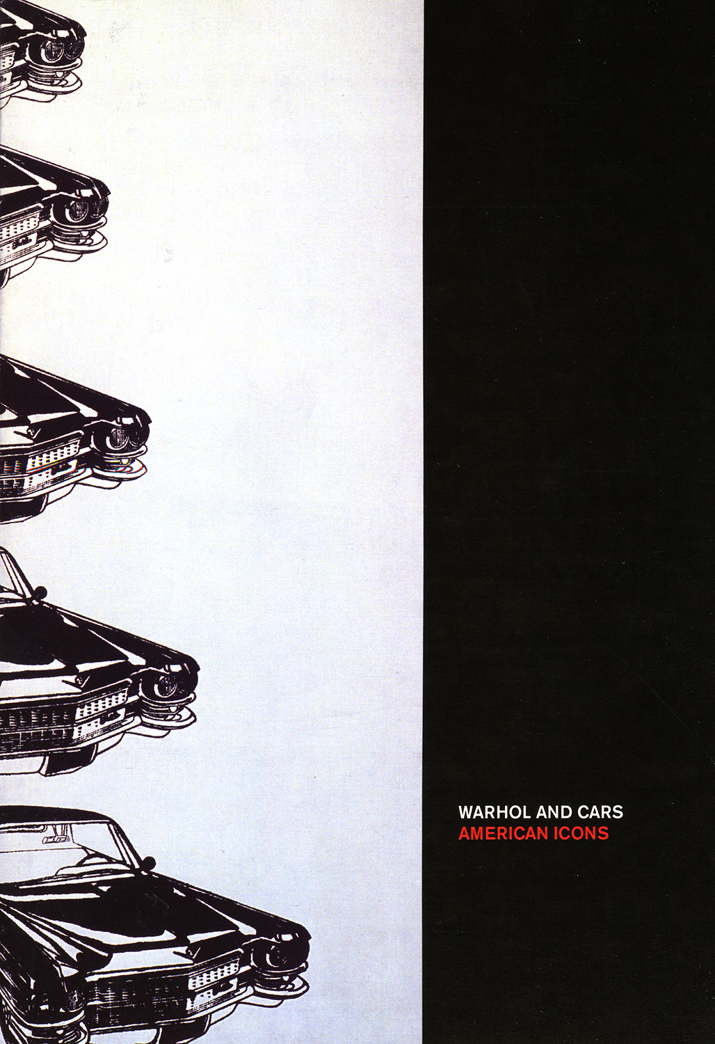 American Icons: Warhol and Cars -