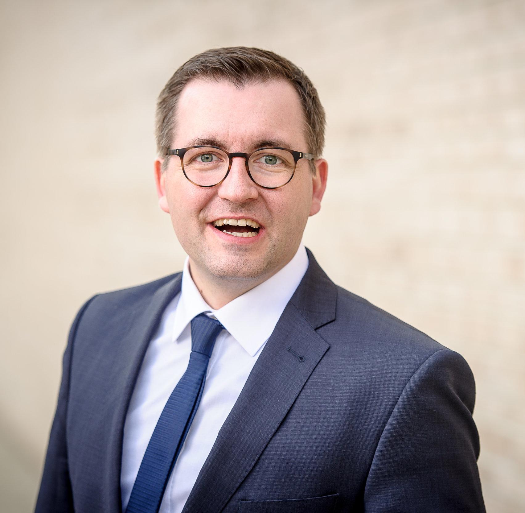 Rechtsanwalt Dr. Florian Hofmann