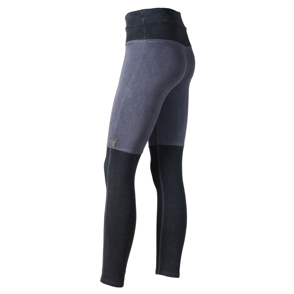 Organic bamboo leggings - Holla' for organic yoga pants!