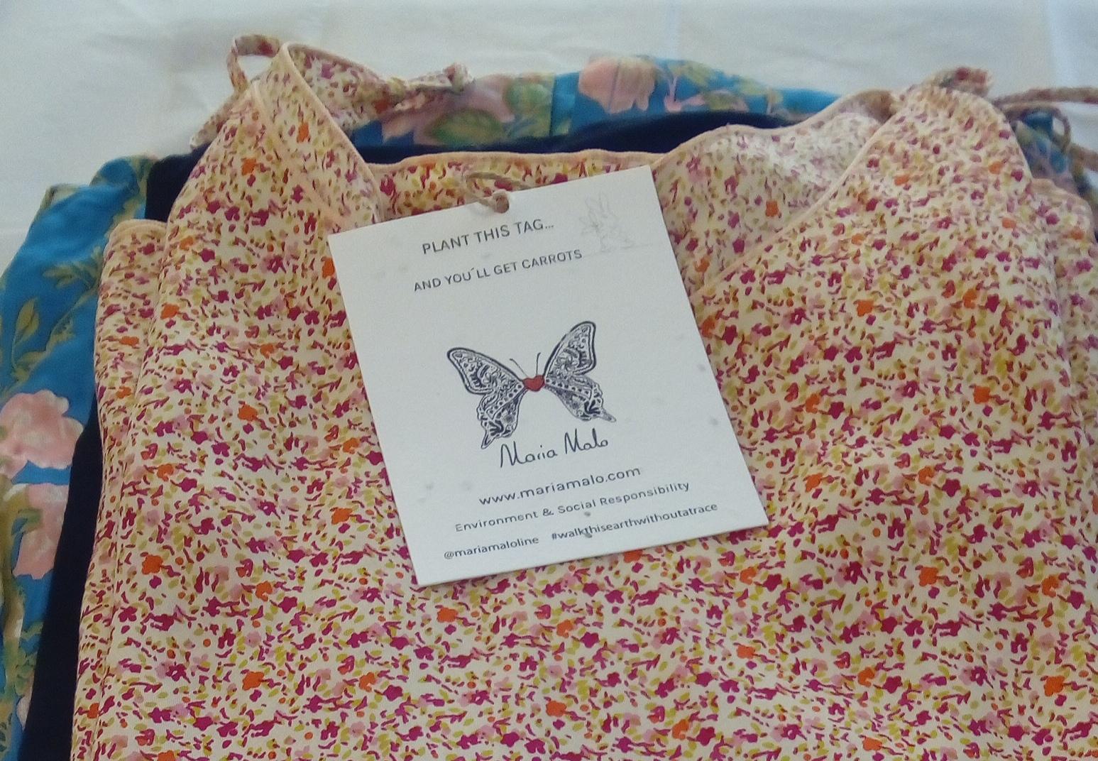 Cassava bags Conscious clothing