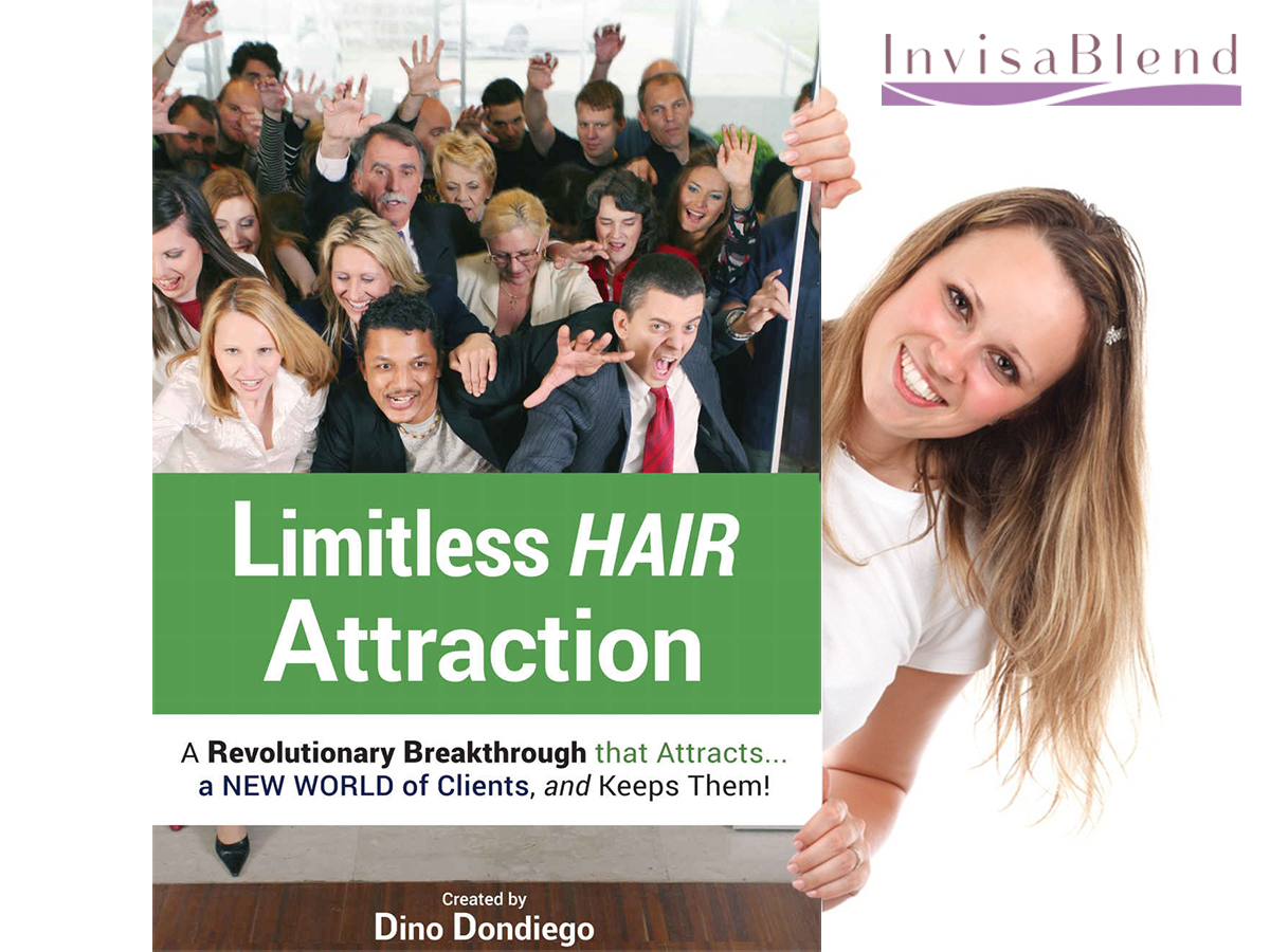 Limitess Hair Attraction Book