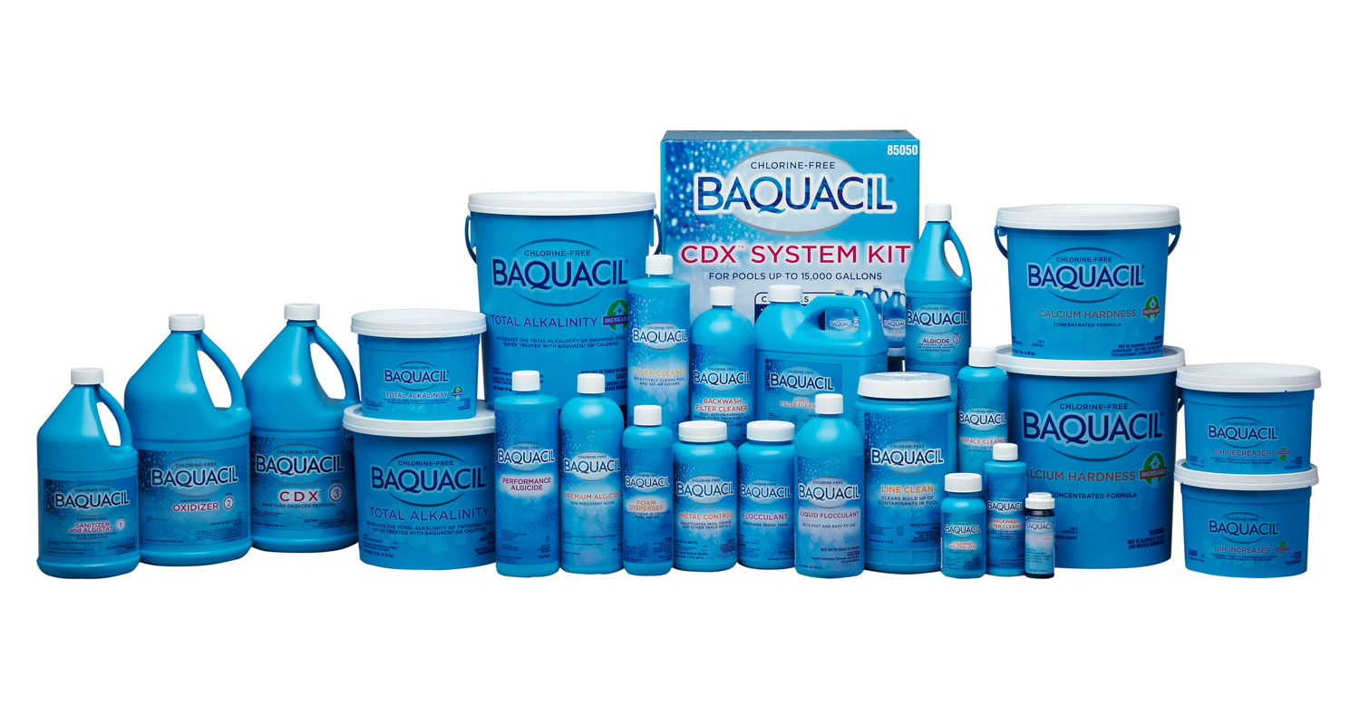 Baquacil Pool Systems