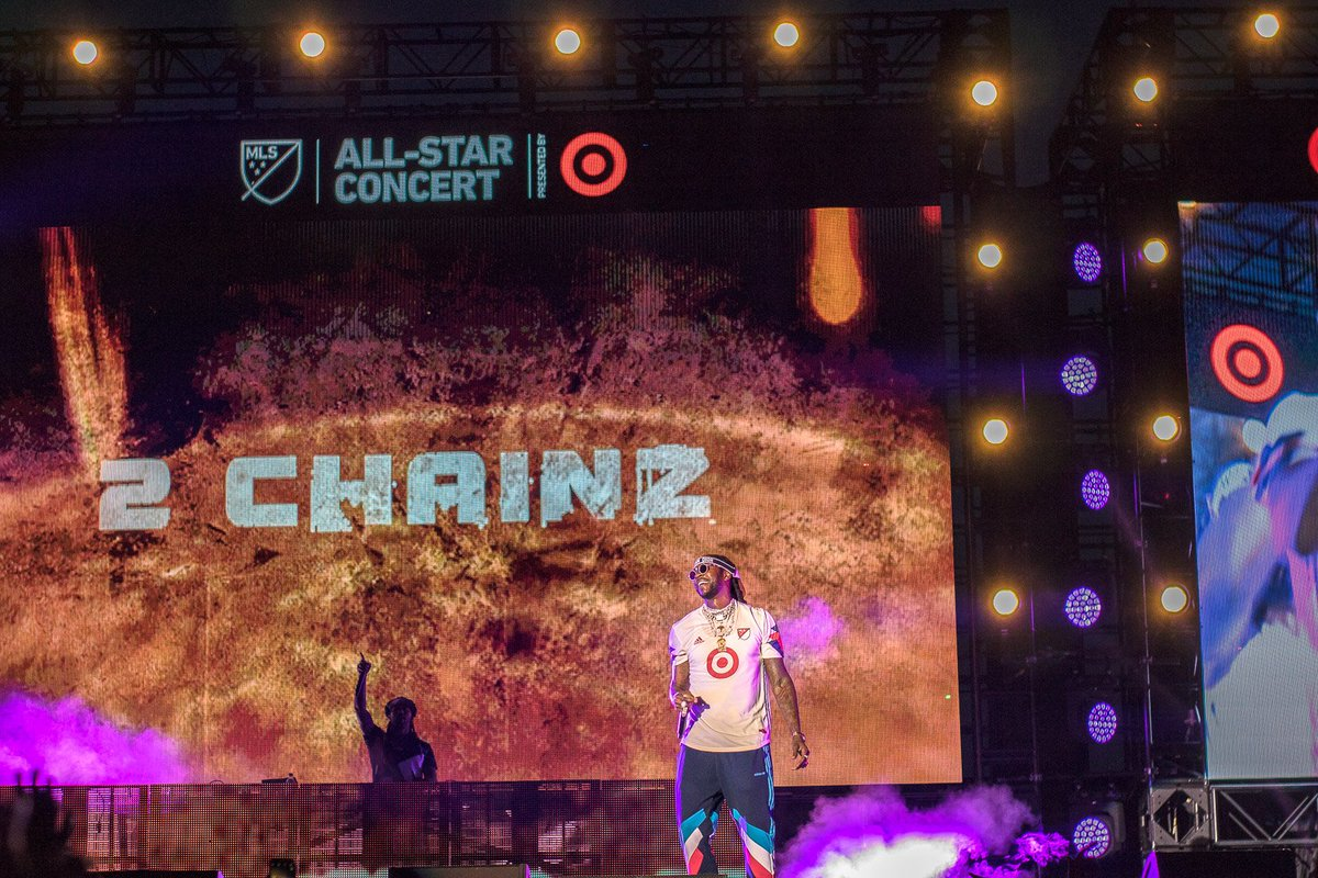 MLS ALL-STAR - Major League Soccer All-Star Block Party & All-Star Concert