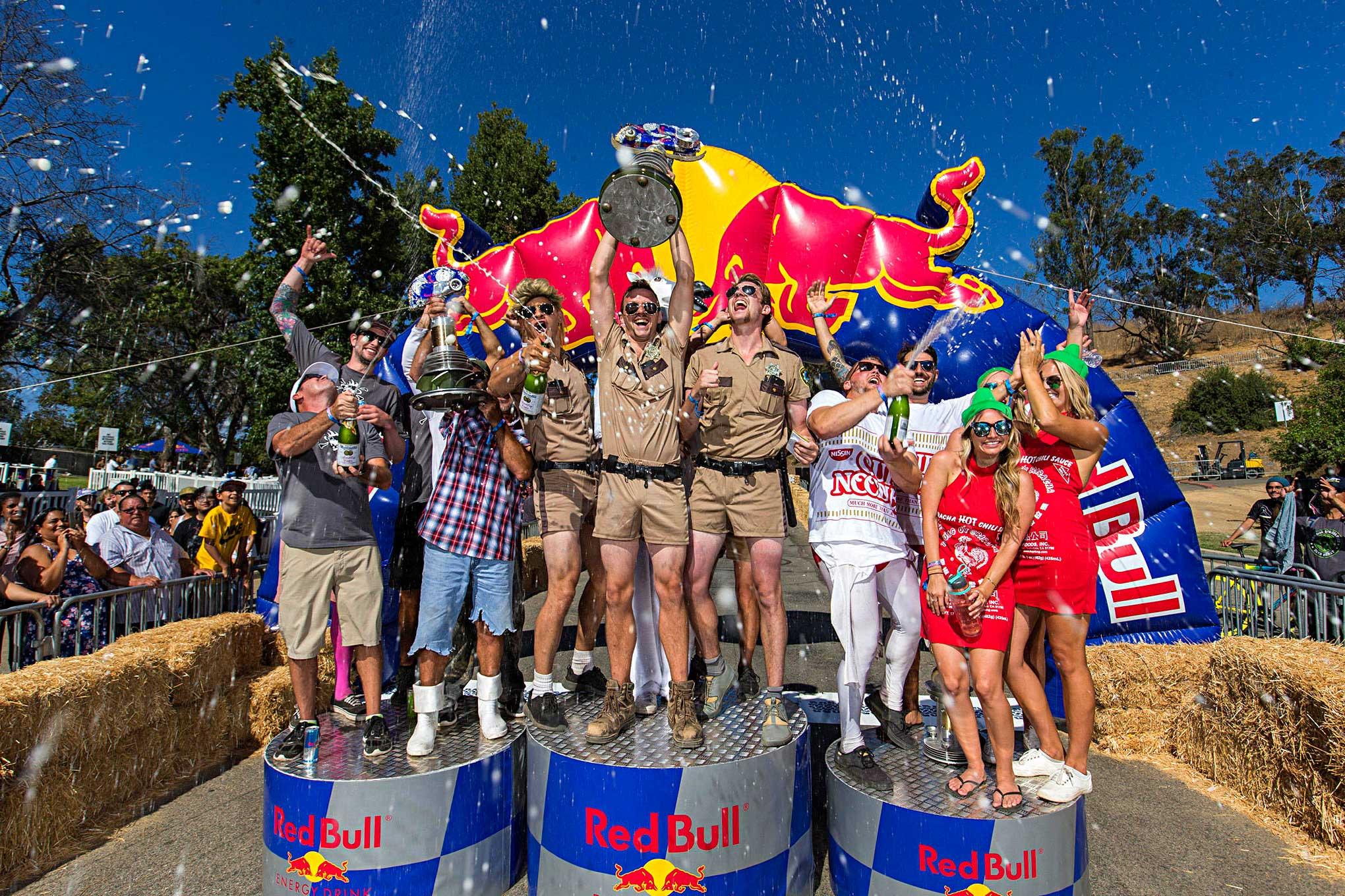 RED BULL SOAPBOX - Red Bull Soapbox Races