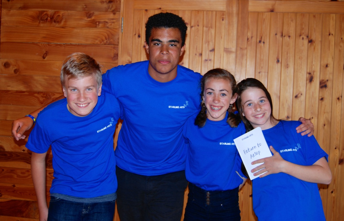 Our Summer School brings young people of all ages together
