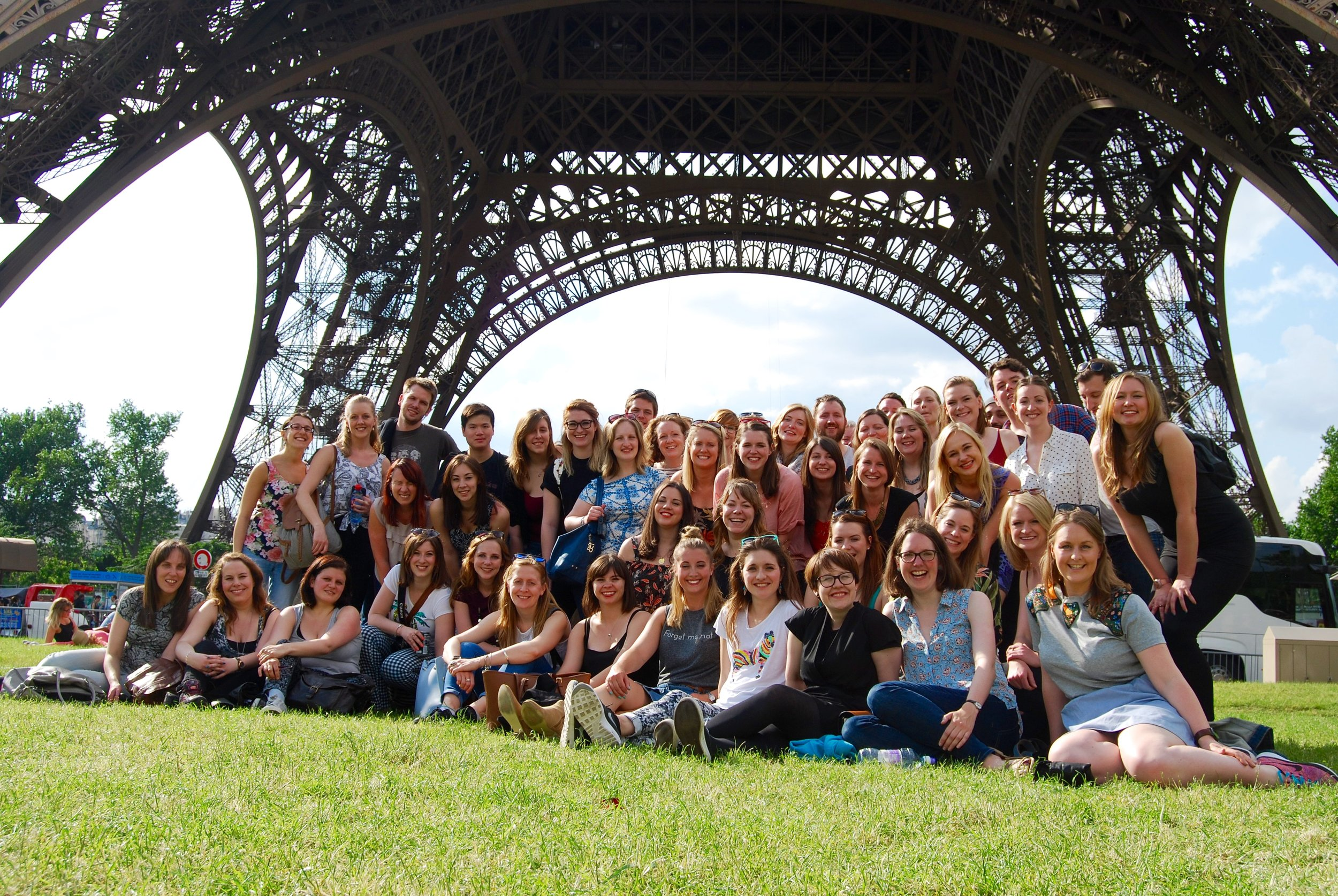 PARIS - 2016 CHOIR TOUR