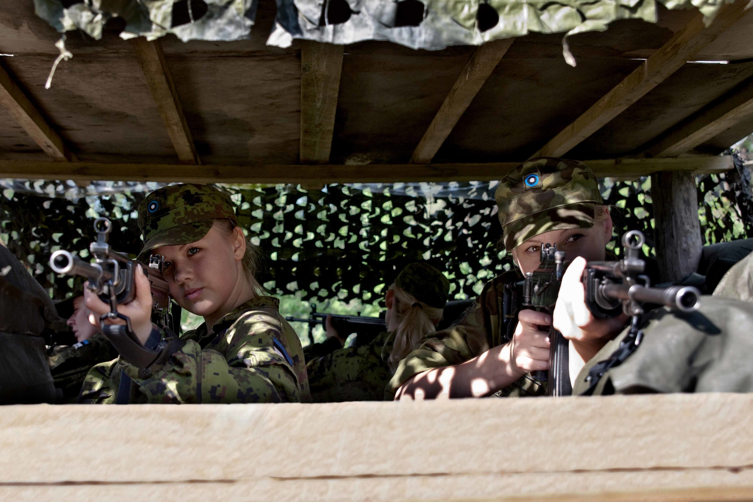 Estonia - Paramilitary Women 12.jpg