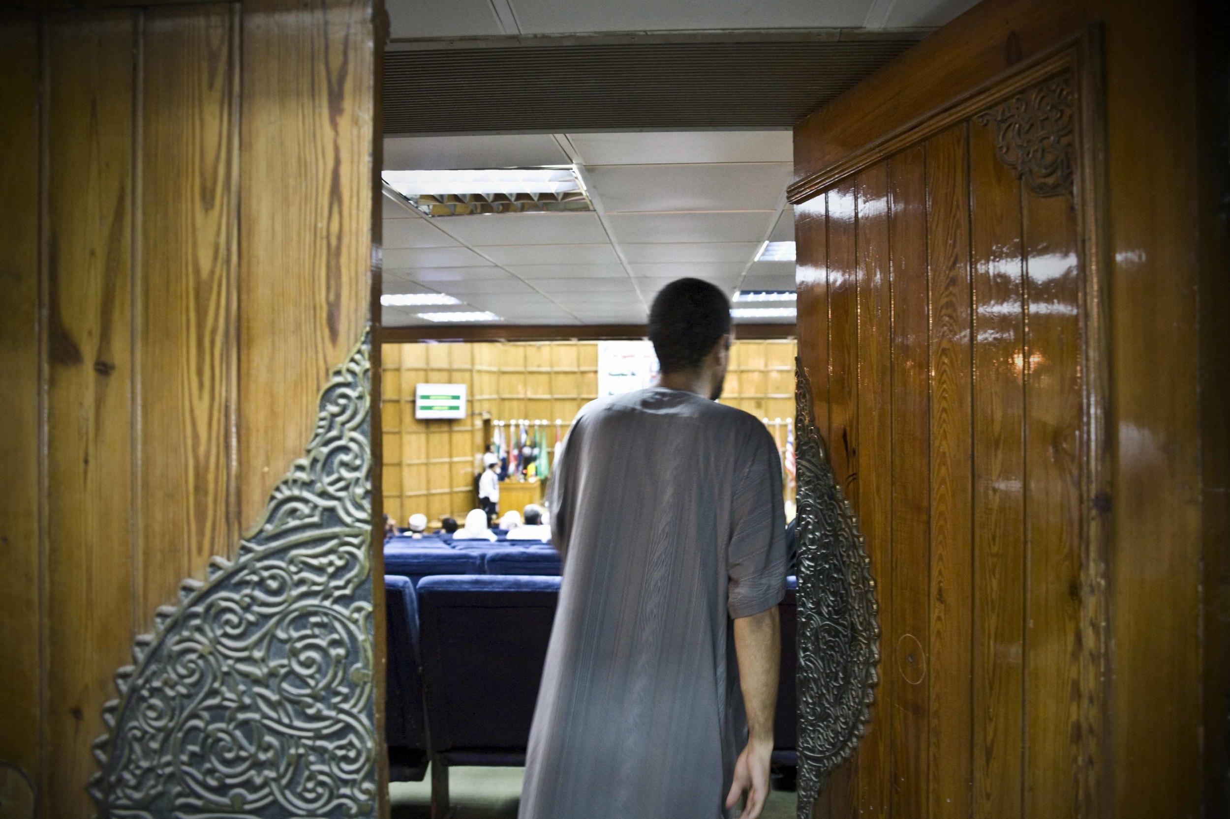 Il Cairo - Festival Canto del Corano (24) Moschea Al Nour.jpg