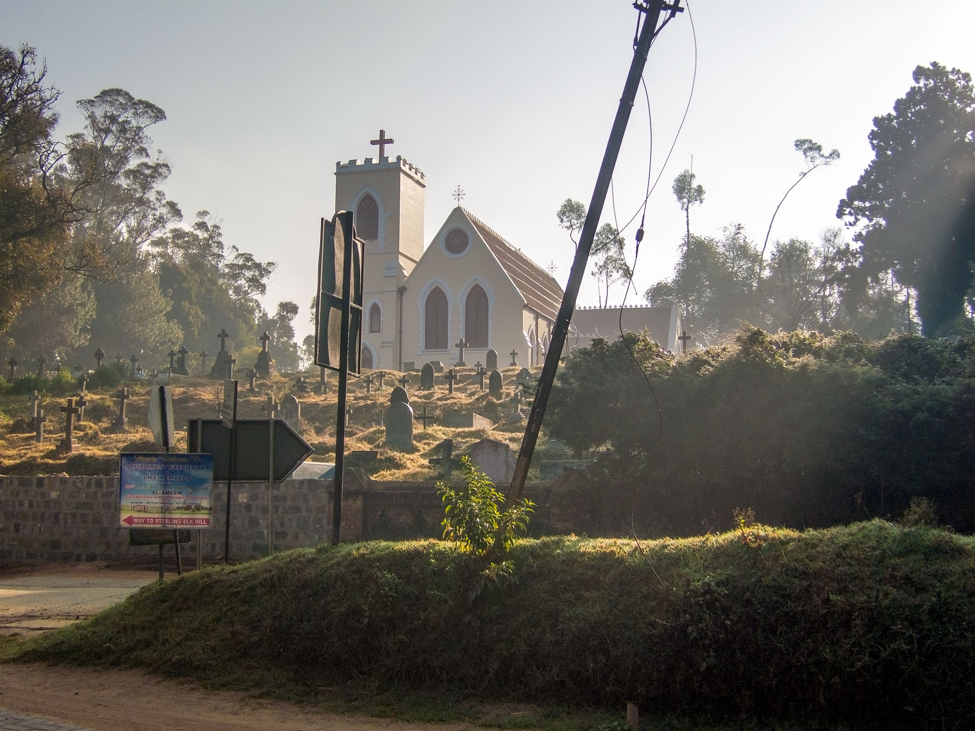 St. Thomas Church, Ooty.