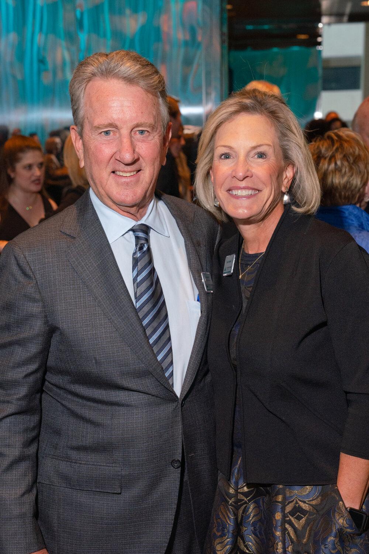 Buz and Sherri Koelbel, Dinner committee and past board members