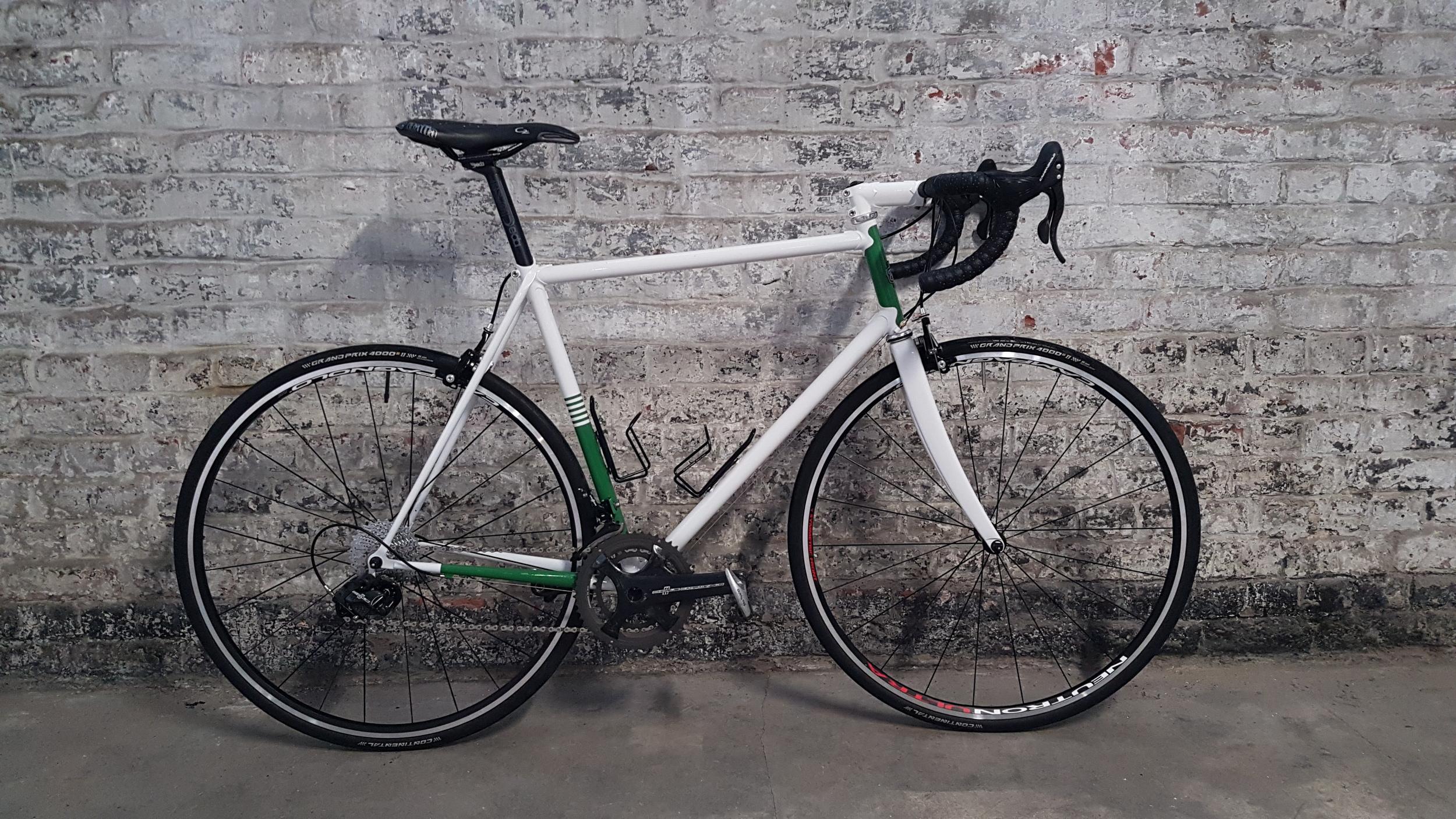 Vélo de course d'Olivier D