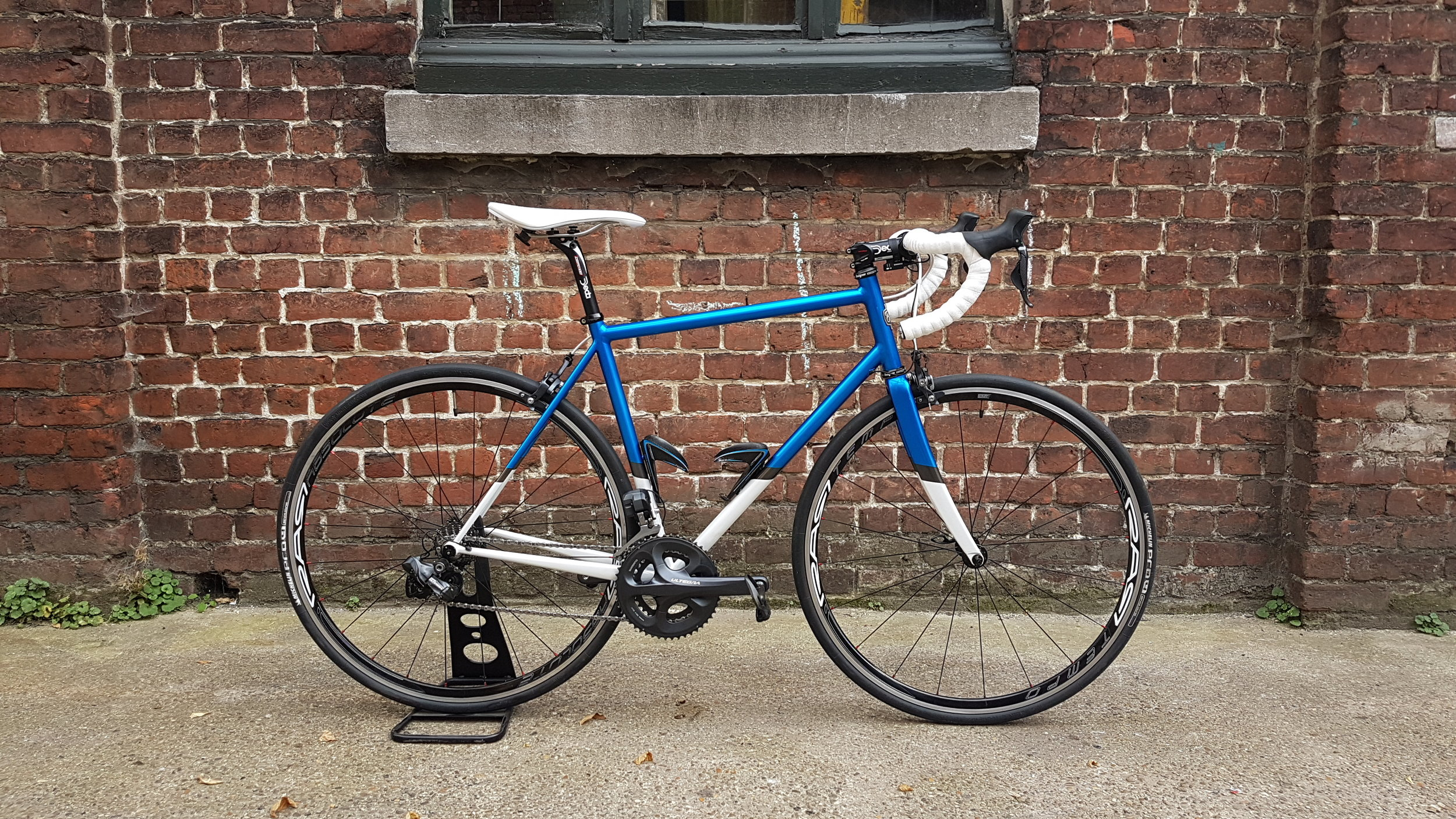 Vélo de course de Raymond