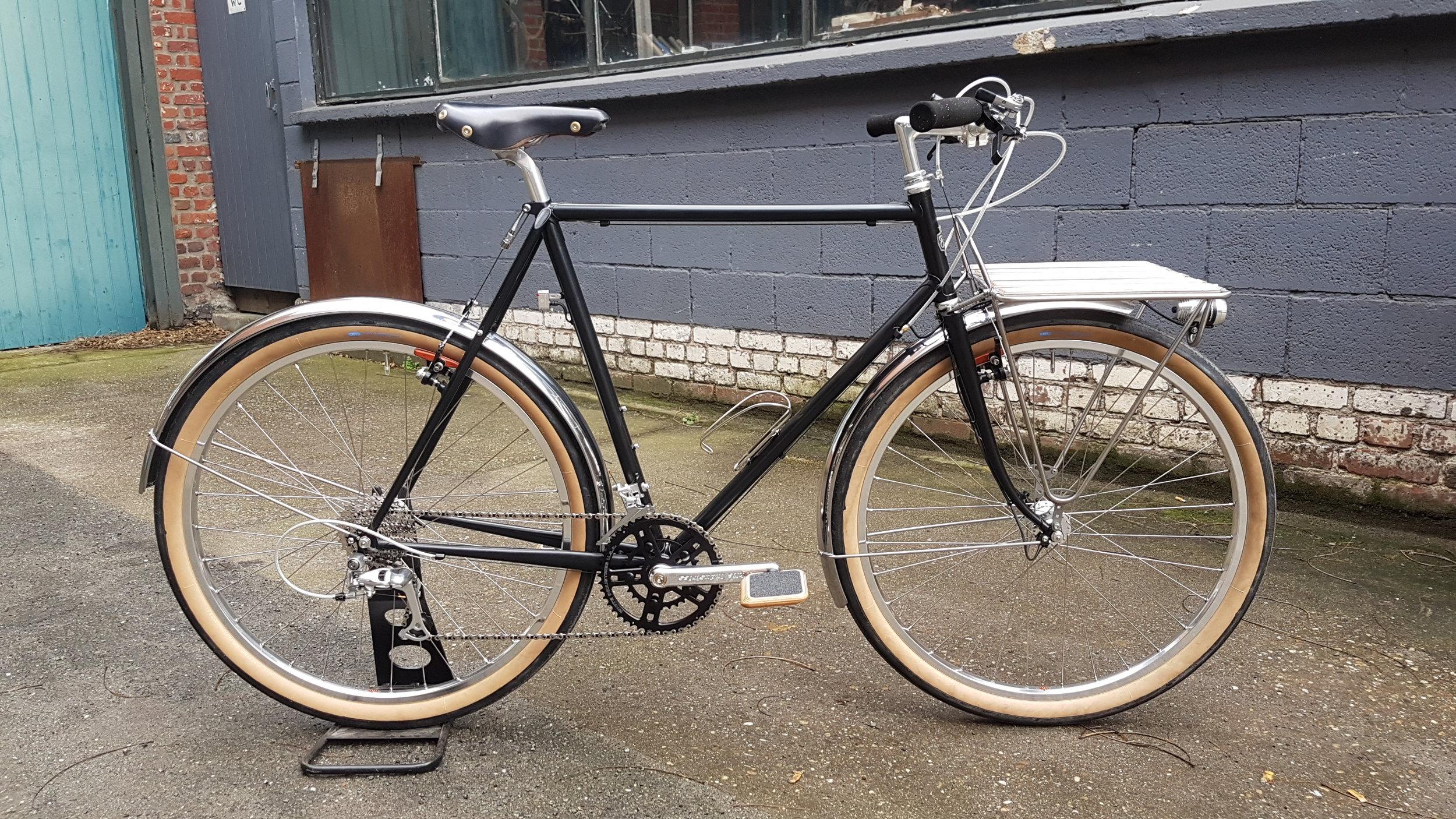 Vélo de ville de Michelle