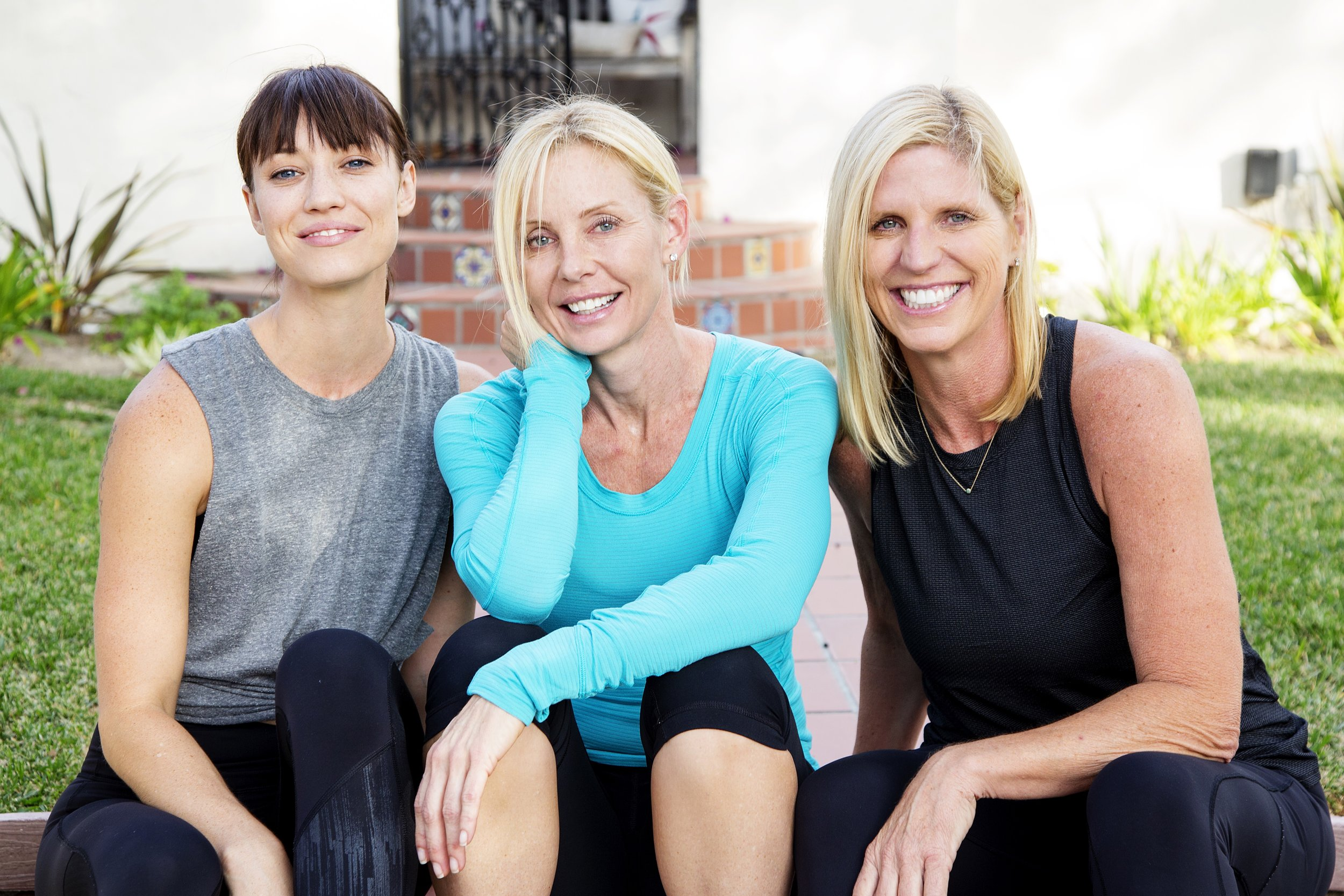 Meet Leanne Pedante, Misa Dugally and Katie Ownbey: the women behind STRIDE Treadmill Running Studio in Pasadena, CA