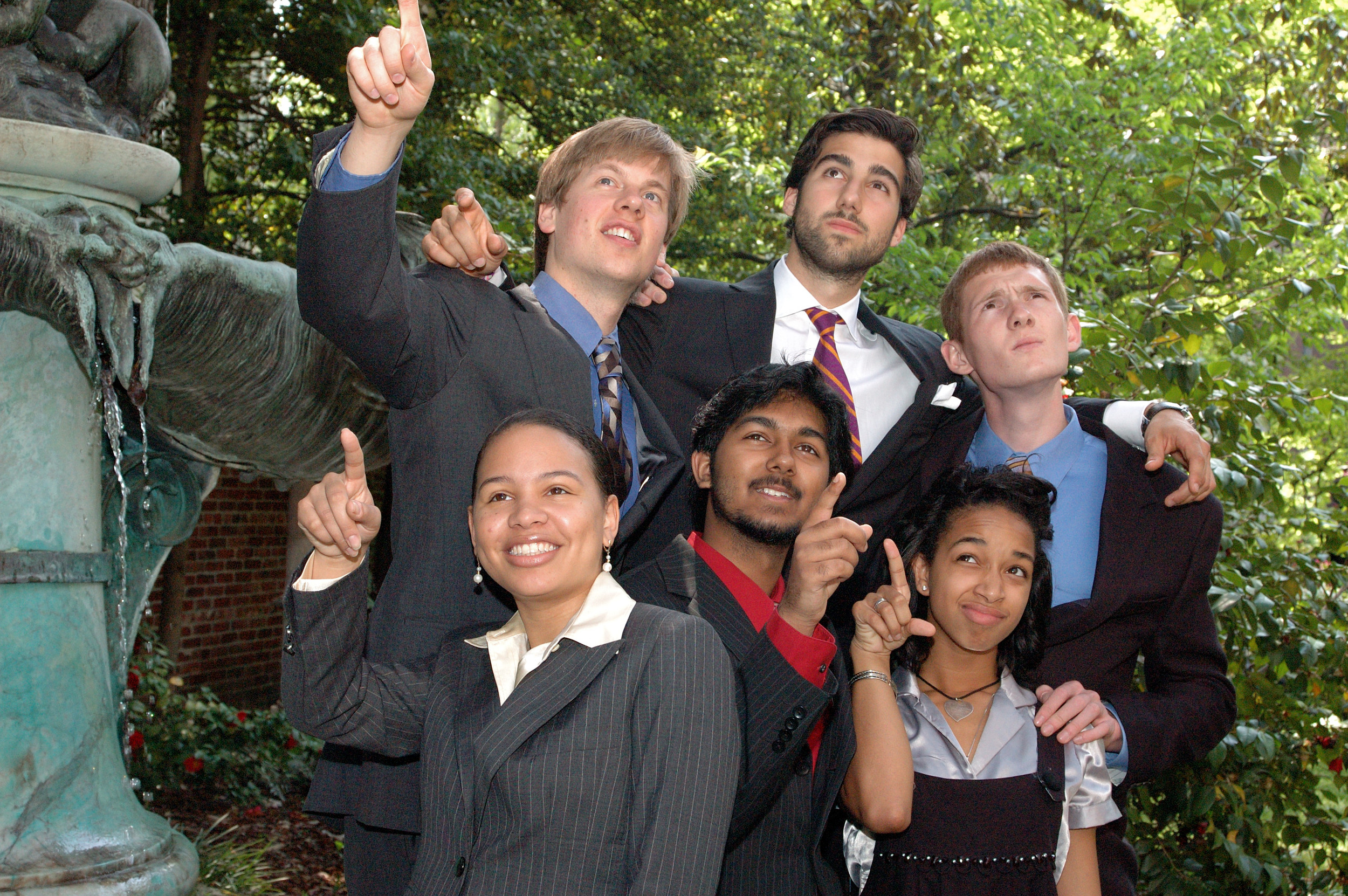 2008 Legacy Winners