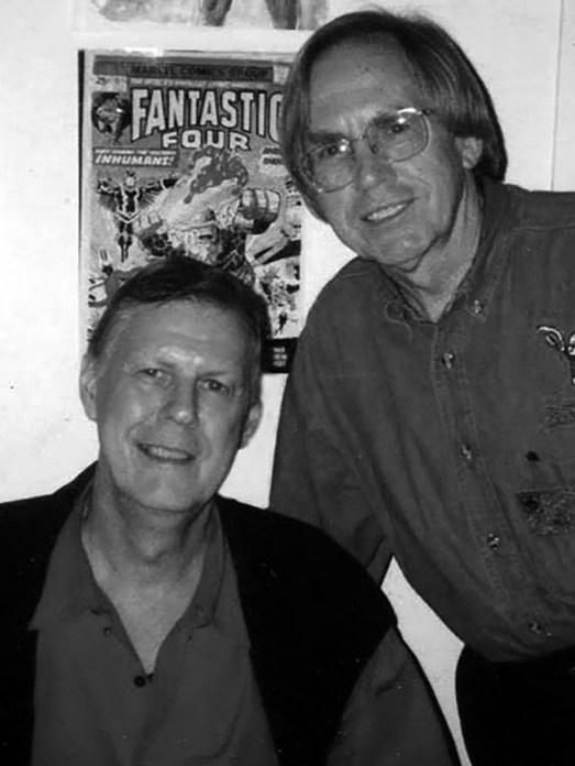Rich Buckler:Artist & Comics Creator -