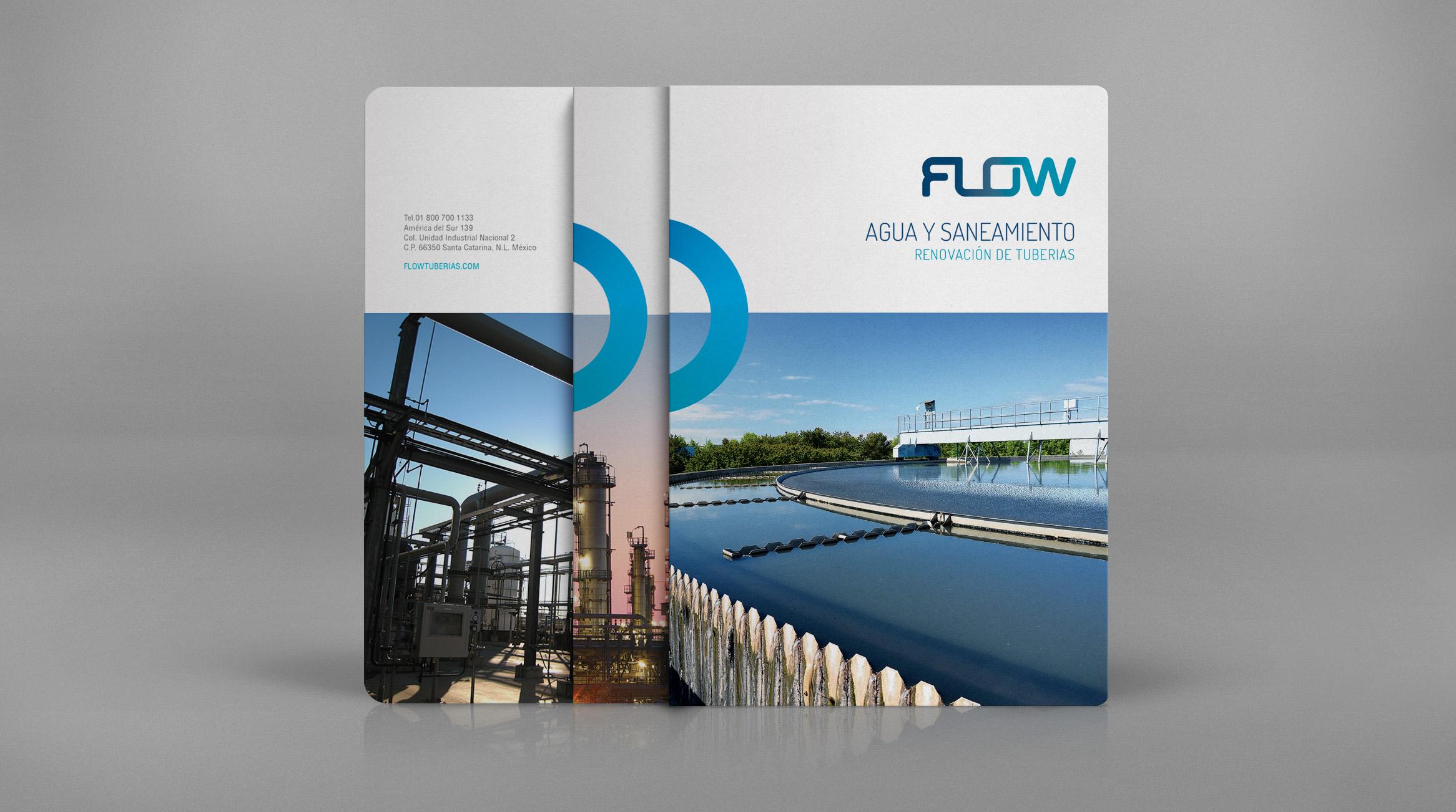 Flow d�pticos