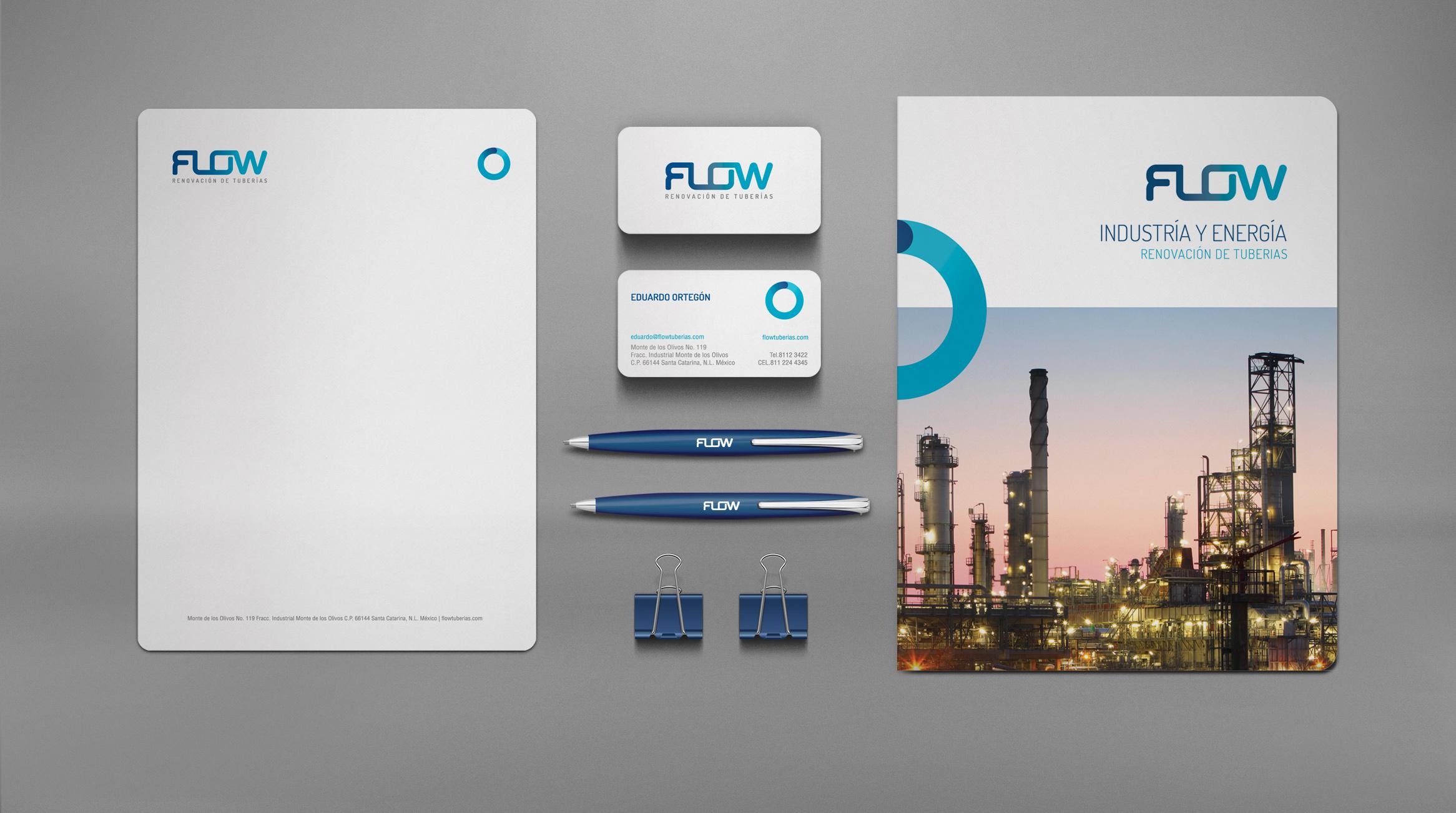 Flow Papeler�a Institucional