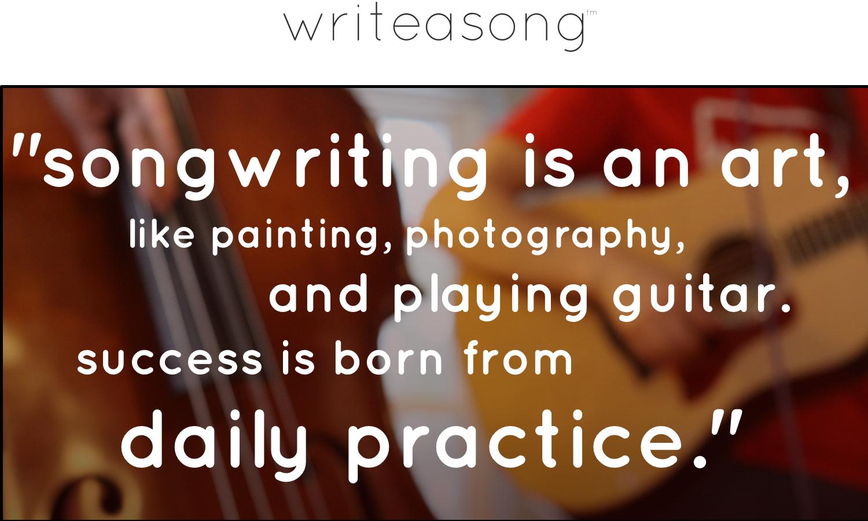 writeasong logo
