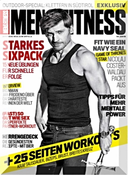 Men's Fitness - Germany