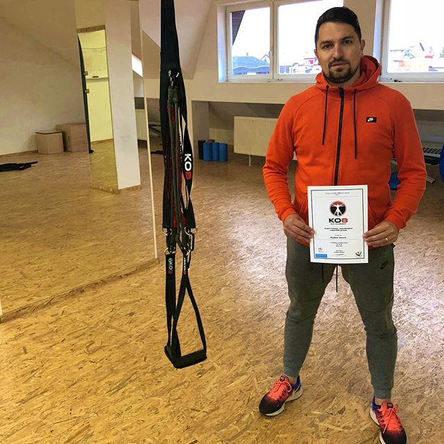 CONGRATUALTIONS to @vlado_projecthealth our most recently qualified KO8 instructor coming in from Croatia 🇭🇷 . . . He was part of our certification at @basicgym1 In Zagreb. Give him a Follow him and hit him up for some KO8 training! 💪🏻 . . . #WeTrainWhereWeWant 🌍 @ko8_fitness KO8ACADEMY.COM . . . #KO8 #KO8academy #croatia #hrvatska #hrvatska🇭🇷 #zagreb #fitnesscoach #fitnessprofessional #fitnesspro #functionaltraining #pt #personaltrainer #fitfam #fitnessmotivation #fitspiration #fitness #training #certification