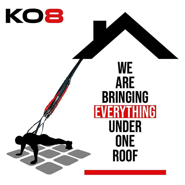 KO8 Family, in order to provide you the best service in terms of news, updates, information and promotions we have decided to streamline all of our social media and bring them under ONE account per platform.  Future KO8 Academy or KO8 Escapes posts will now be posted through our main account KO8 FITNESS.  So this is a heads up to let you know that no more posts will go out from the others.  MAKE SURE YOU ARE IN THE RIGHT PLACE TO FOLLOW & VISIT US:  Facebook https://www.facebook.com/KO8fitness/  Instagram https://www.instagram.com/ko8_fitness/  Website https://www.ko8.fitness  Store https://store.ko8.fitness  YouTube search KO8 Fitness