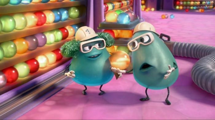In Pixar's Inside Out the Forgetters decided if a memory should stay in Long Term Memory or not.