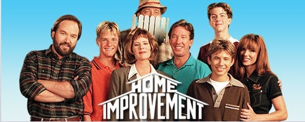Home Improvement is an ongoing process, not a one time thing.