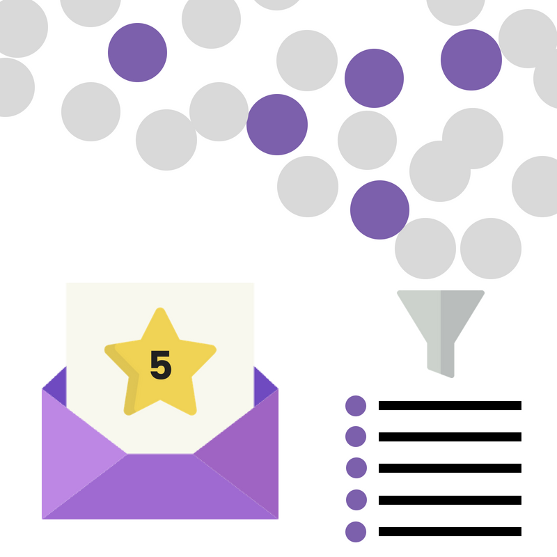 5 hand-picked resources delivered monthly to your inbox
