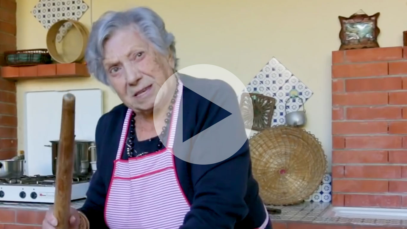 Meet 100 year old Letizia - our oldest Pasta Granny yet!