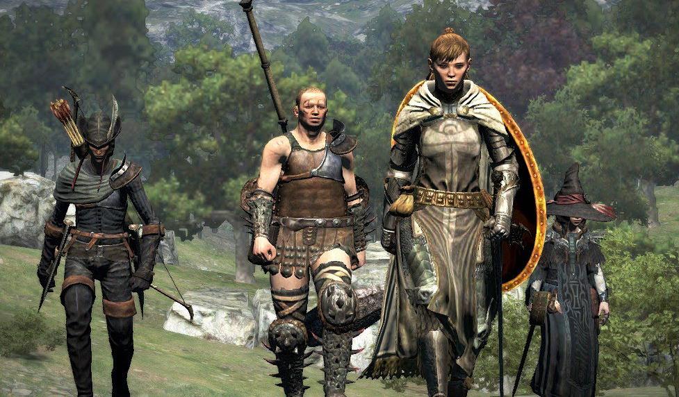 Dragon's Dogma Dark Arisen PC review 2