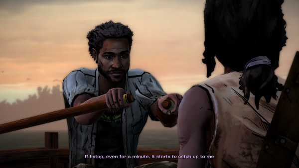 The Walking Dead Michonne PC 001