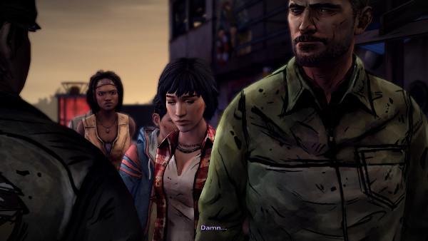 The Walking Dead Michonne PC 003