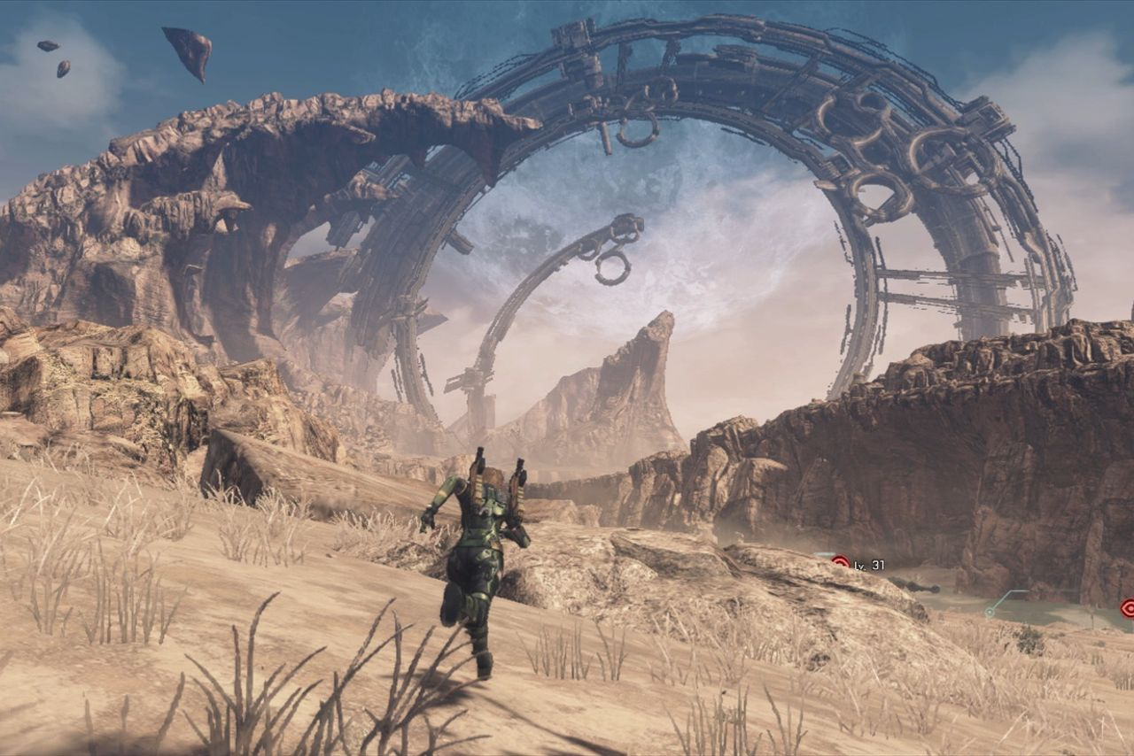Xenoblade Chronicles X Wii U review 2