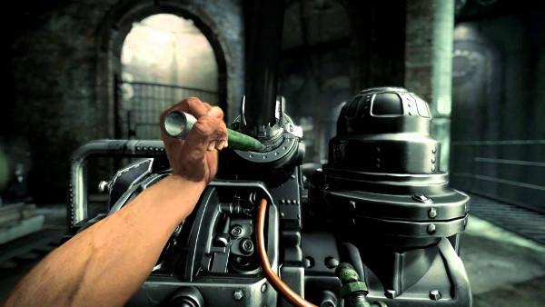 Wolfenstein The Old Blood PS4 001
