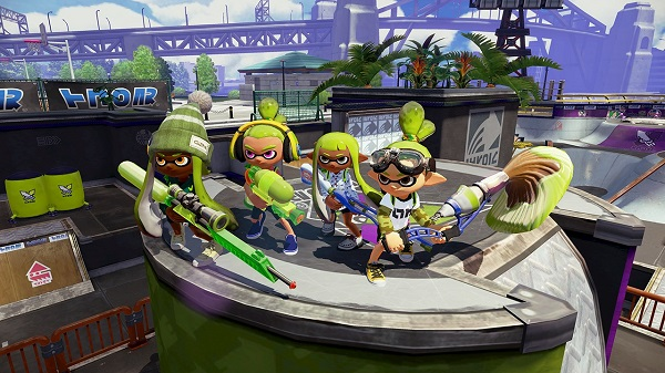 Splatoon Review 1