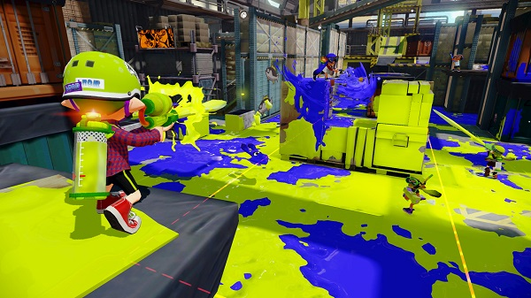 Splatoon Review 3