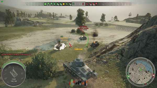 World of Tanks Xbox One Review
