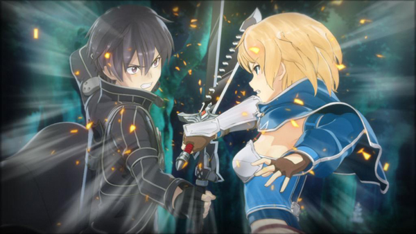 Sword Art Online Re: Hollow Fragment — DarkStation