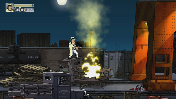 Guns, Gore and Cannoli Xbox One Review
