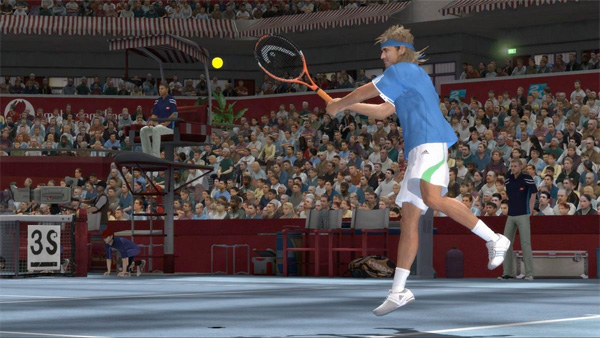Top Spin 4 Screenshot for Xbox 360