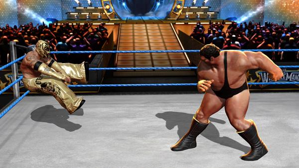 WWE All-Stars Screenshot