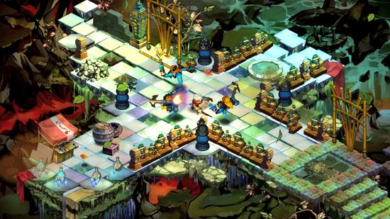 Bastion XBLA Screenshot