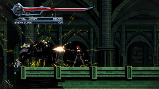 BloodRayne Betrayal XBLA Screenshot