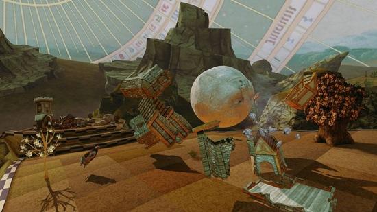 Rock of Ages XBLA Screenshot